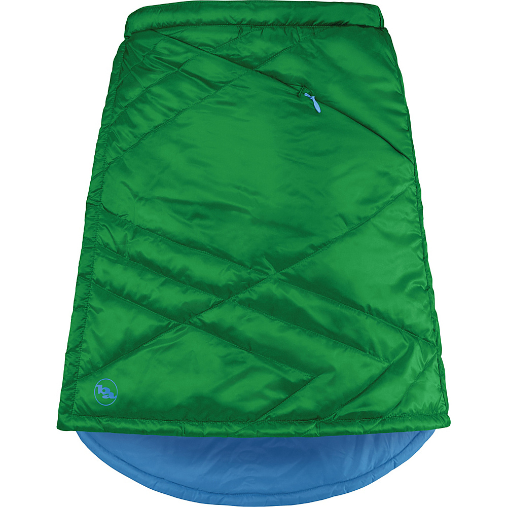 Big Agnes Womens Columbine Skirt S Emerald Blue Topaz Big Agnes Women s Apparel