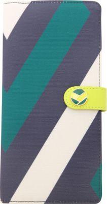Flight 001 Stewardess Document Holder Celery - Flight 001 Travel Wallets