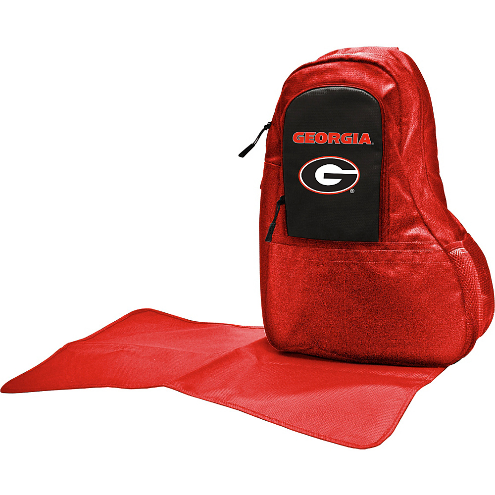 Lil Fan SEC Teams Sling Bag University of Georgia - Lil Fan Diaper Bags & Accessories