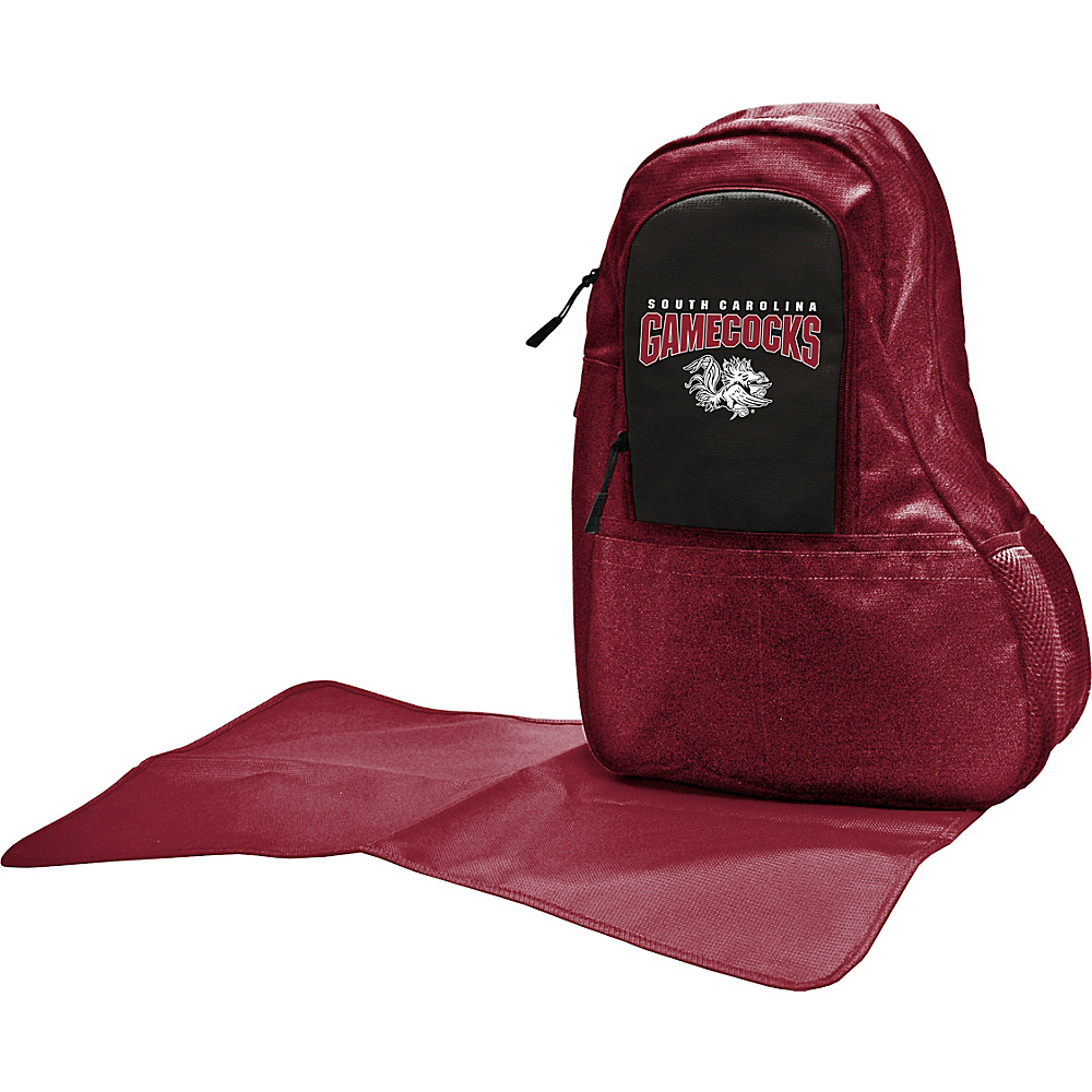 Lil Fan SEC Teams Sling Bag University of South Carolina Lil Fan Diaper Bags Accessories