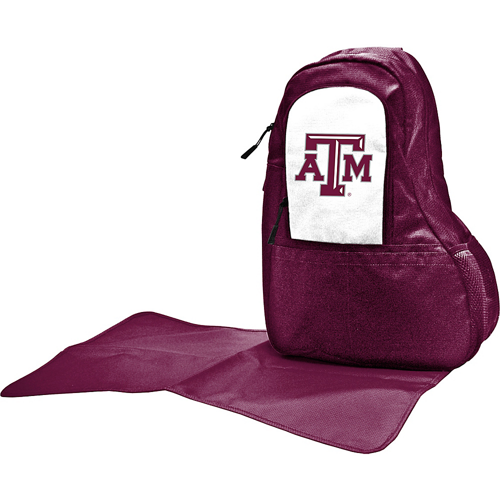 Lil Fan SEC Teams Sling Bag Texas A M University Lil Fan Diaper Bags Accessories