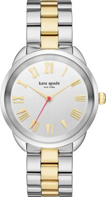 kate spade watches Crosstown Watch Silver - kate spade watches Watches