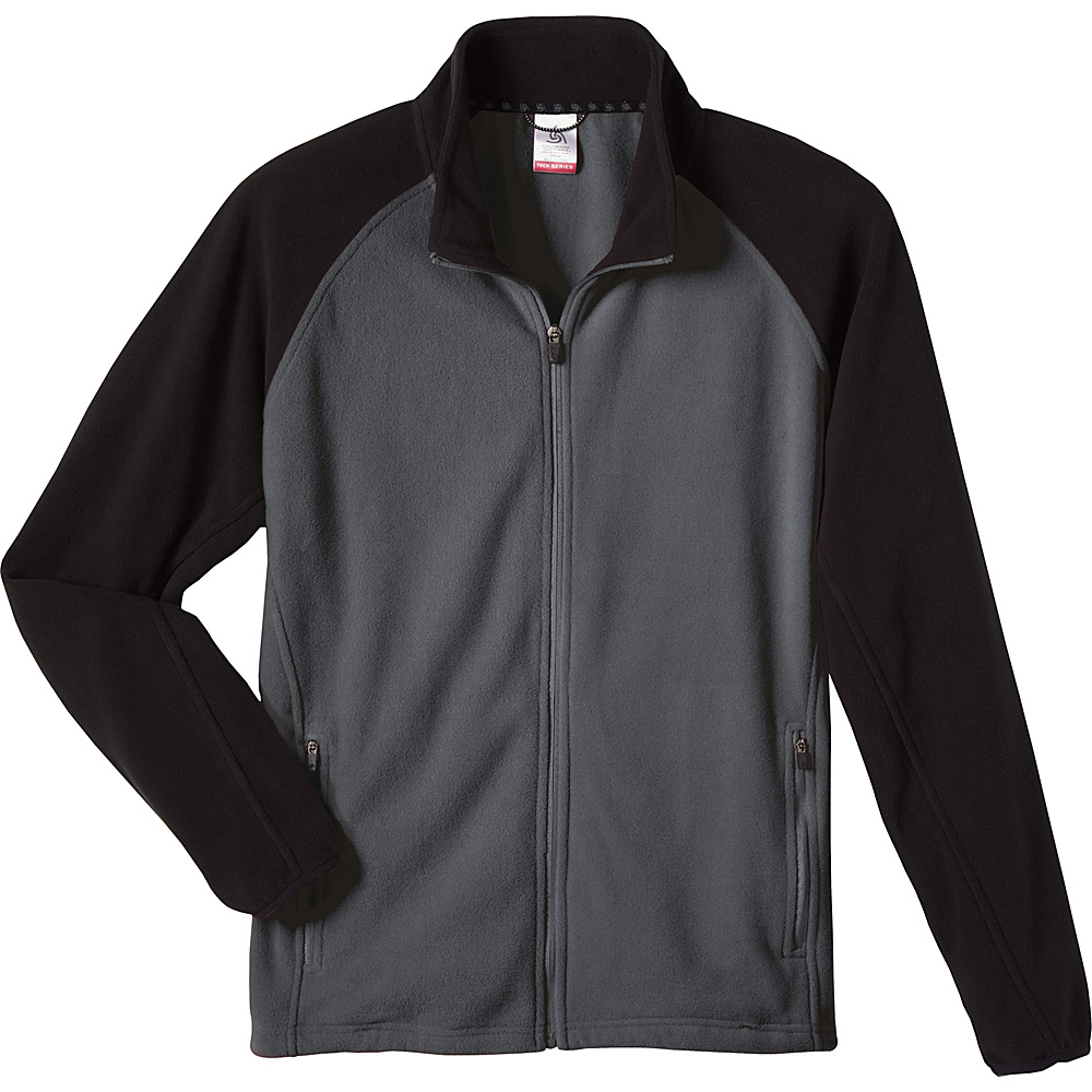 Colorado Clothing Mens Steamboat Jacket S City Grey Black Colorado Clothing Men s Apparel
