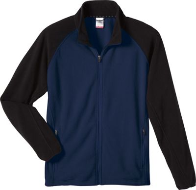 Colorado Clothing Mens Steamboat Jacket 2XL - Navy/Black - Colorado Clothing Men's Apparel