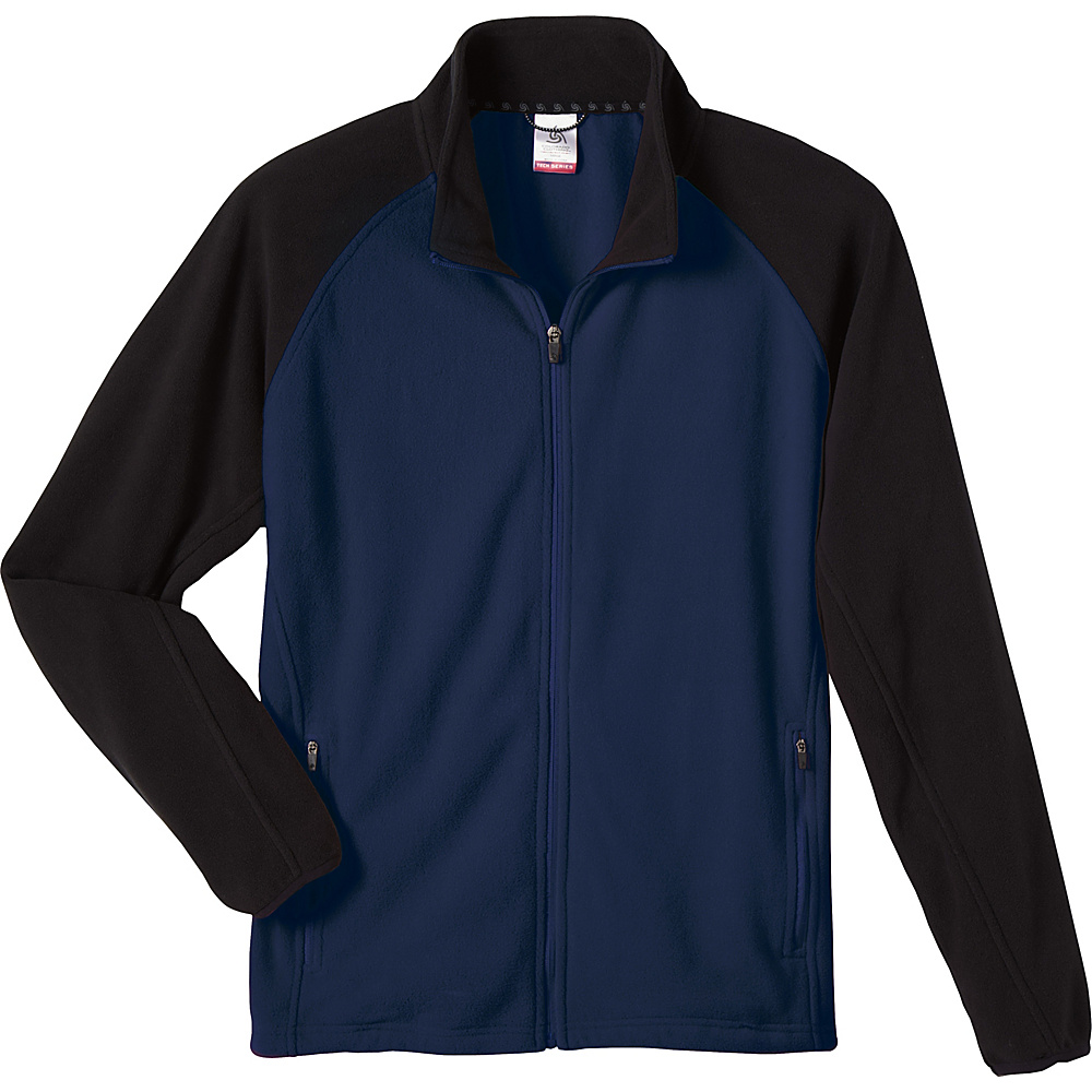 Colorado Clothing Mens Steamboat Jacket S Navy Black Colorado Clothing Men s Apparel