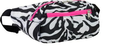 Eastsport Absolute Sport Belt Bag Zebra - Eastsport Waist Packs