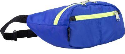 Eastsport Absolute Sport Belt Bag Indigo - Eastsport Waist Packs
