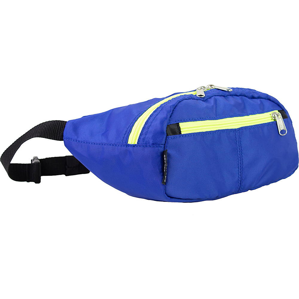 Eastsport Absolute Sport Belt Bag Indigo Eastsport Waist Packs
