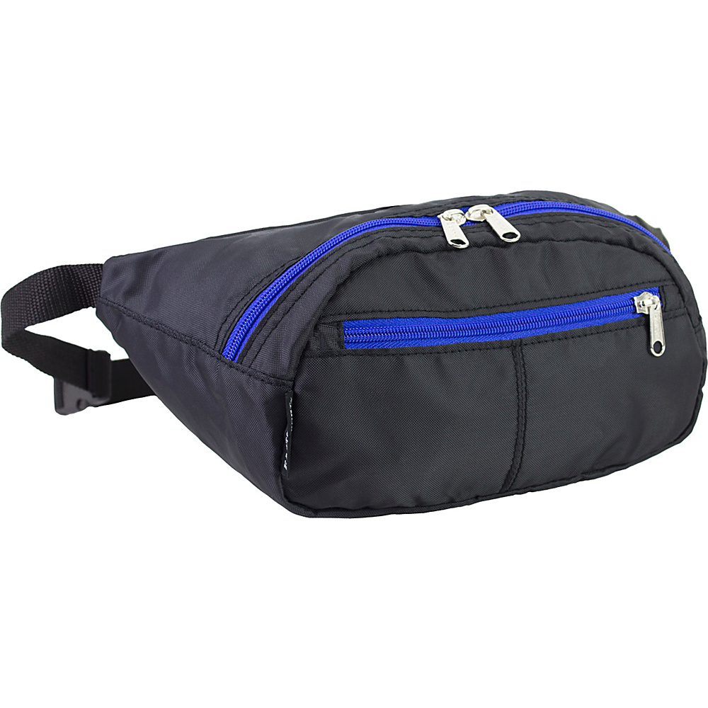 Eastsport Absolute Sport Belt Bag Cobalt Eastsport Waist Packs