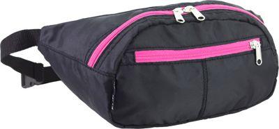 Eastsport Absolute Sport Belt Bag Pink Sizzle - Eastsport Waist Packs