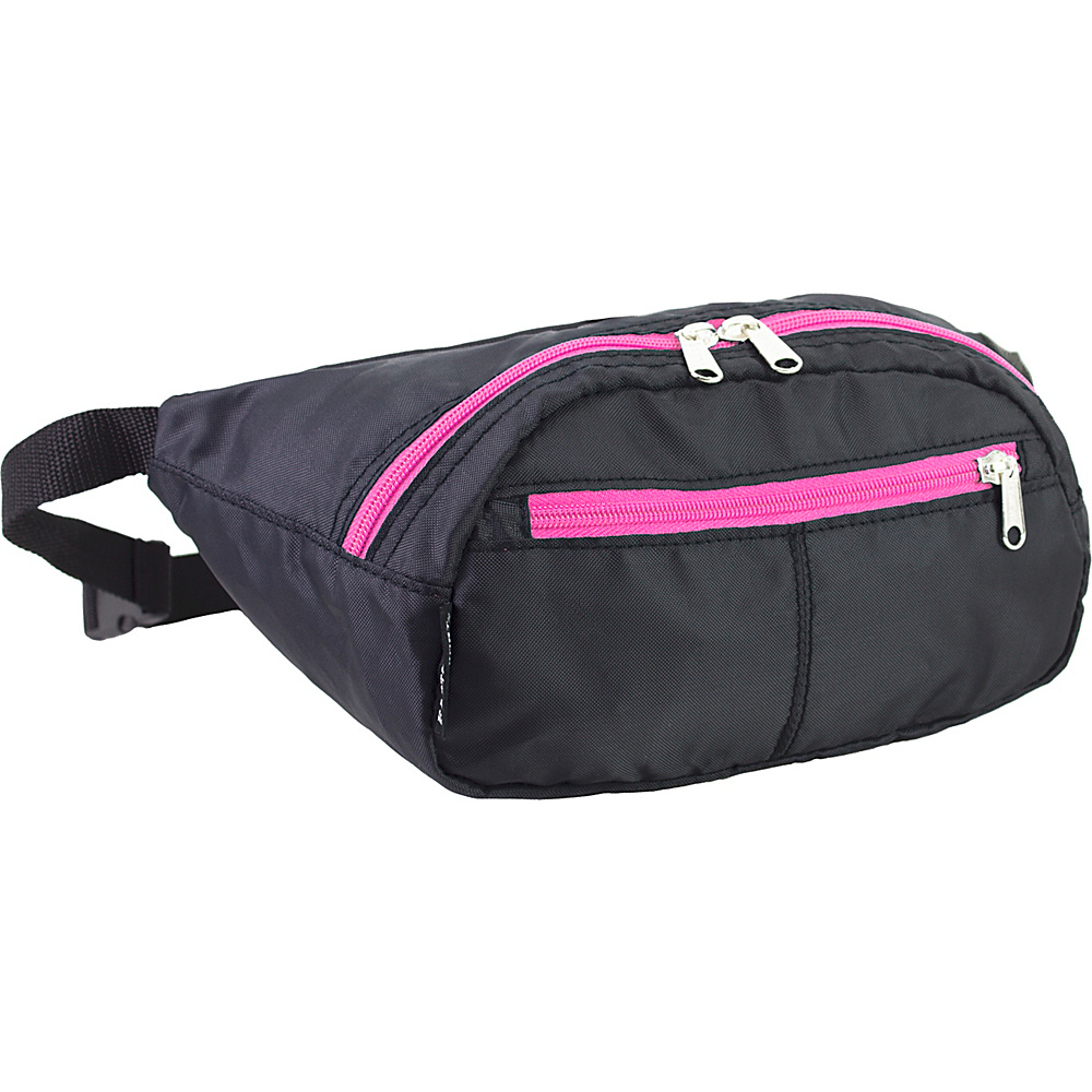 Eastsport Absolute Sport Belt Bag Pink Sizzle Eastsport Waist Packs