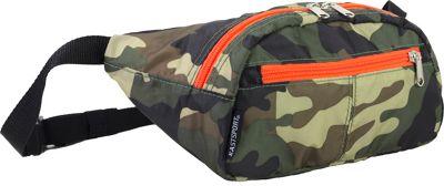 Eastsport Absolute Sport Belt Bag Camo - Eastsport Waist Packs