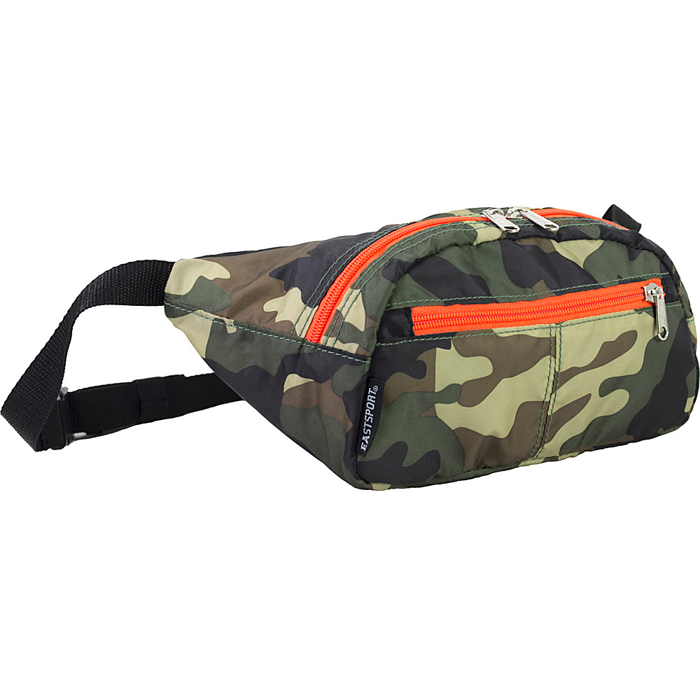 Eastsport Absolute Sport Belt Bag Camo Eastsport Waist Packs