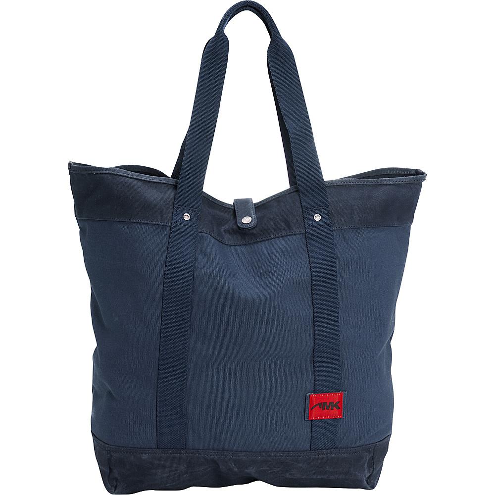 Mountain Khakis Carry All Tote Bag Navy - Mountain Khakis Fabric Handbags