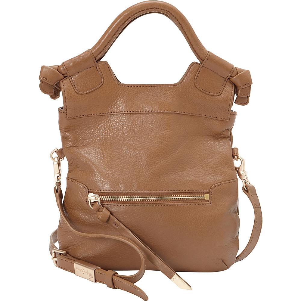 Foley Corinna Disco City Crossbody Chestnut Foley Corinna Designer Handbags