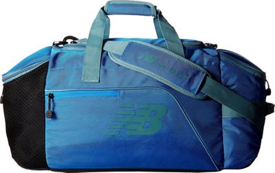New Balance Performance Duffel Electric Blue - New Balance Gym Duffels