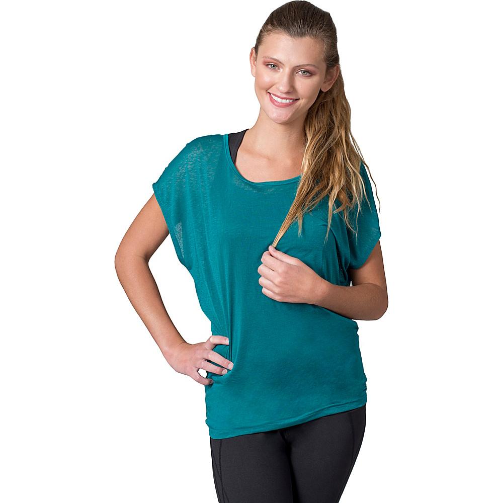 Soybu Camryn Tee L - Erinite - Soybu Womens Apparel - Apparel & Footwear, Women's Apparel