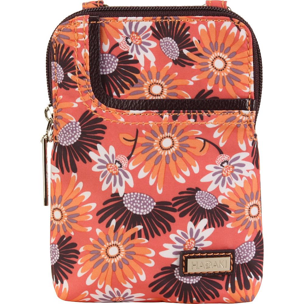 Hadaki Mobile Crossbody Daisies - Hadaki Fabric Handbags - Handbags, Fabric Handbags
