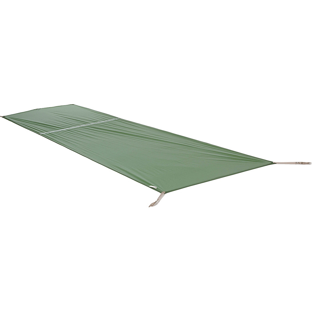 Big Agnes Seedhouse SL 1 Footprint Green Big Agnes Outdoor Accessories