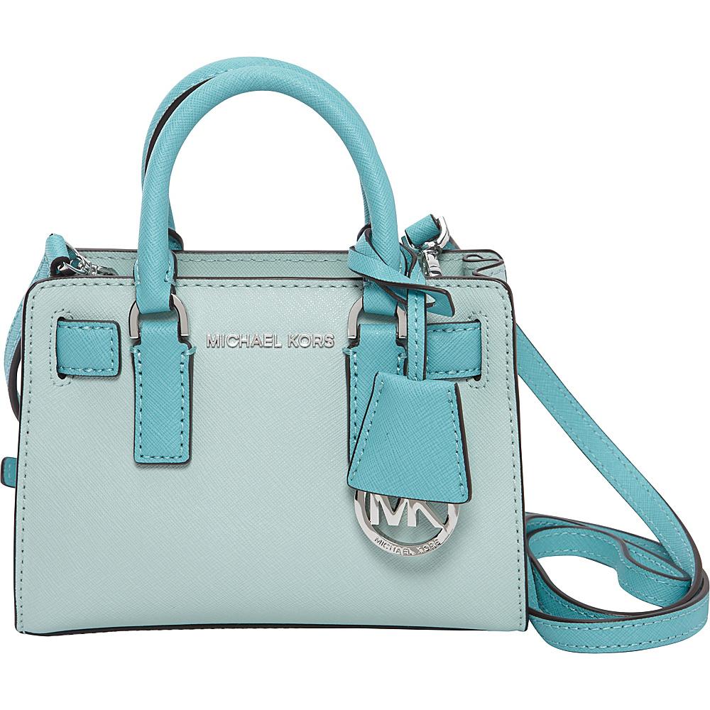 c6fcf0513aef MICHAEL Michael Kors Dillon Top Zip XS Crossbody Celadon/Azure - MICHAEL  Michael Kors Designer Handbags - 10411991 by MICHAEL Michael Kors