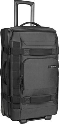 OGIO Skycap 26 inch Checked Luggage Gray - OGIO Softside Checked