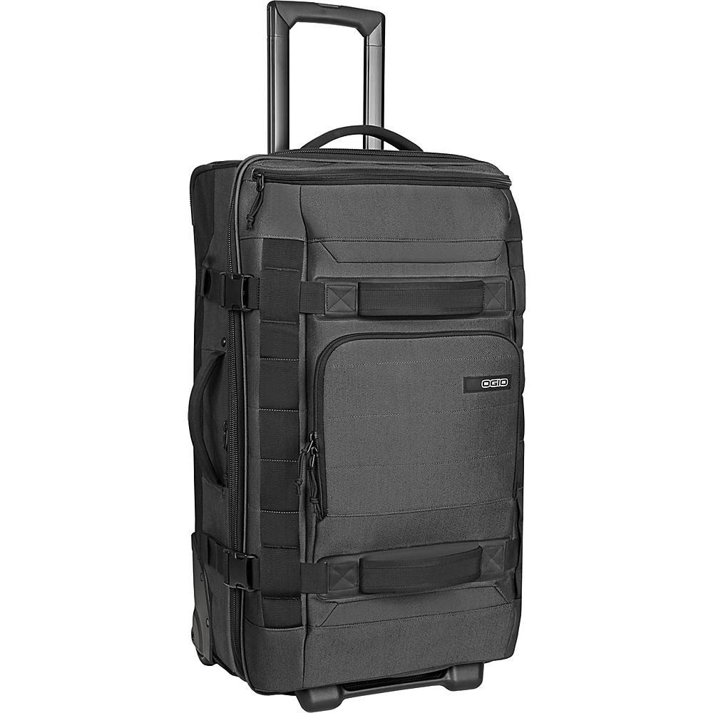 OGIO Skycap 26 Checked Luggage Gray OGIO Softside Checked