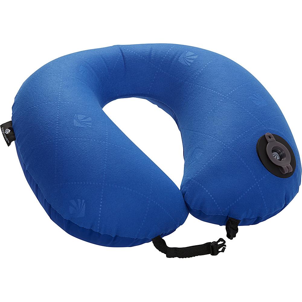 Eagle Creek Exhale Neck Pillow Blue Sea - Eagle Creek Travel Pillows & Blankets - Travel Accessories, Travel Pillows & Blankets