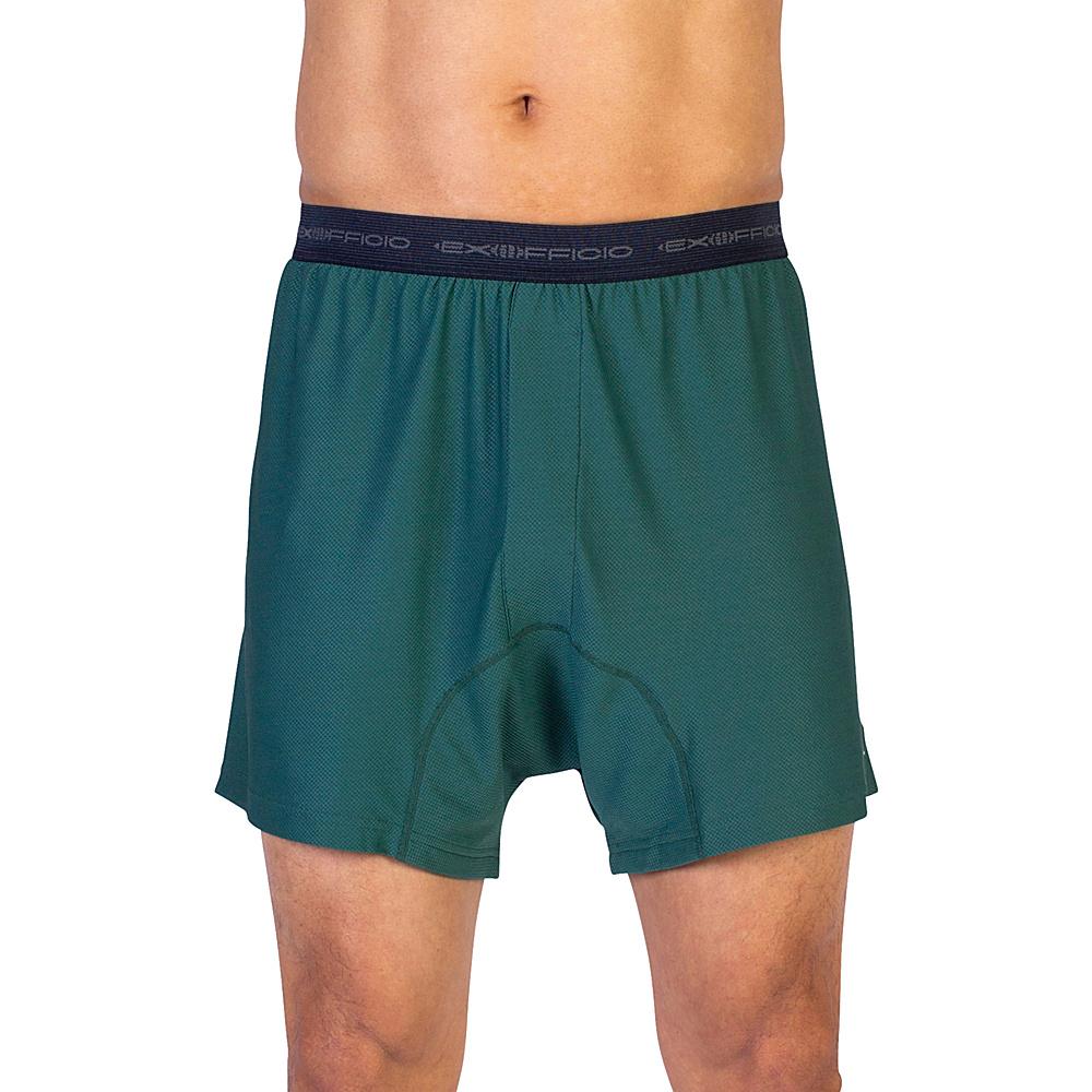 ExOfficio Give-N-Go Boxer S - Hemlock - ExOfficio Mens Apparel - Apparel & Footwear, Men's Apparel