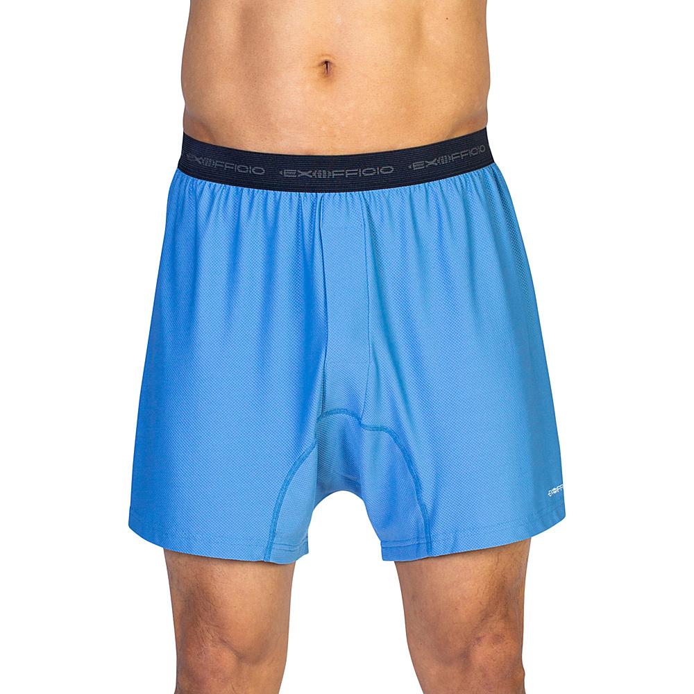 ExOfficio Give-N-Go Boxer L - Riviera - ExOfficio Mens Apparel - Apparel & Footwear, Men's Apparel