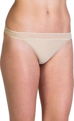 ExOfficio Give-N-Go Lacy Thong S - Nude - ExOfficio Women's Apparel