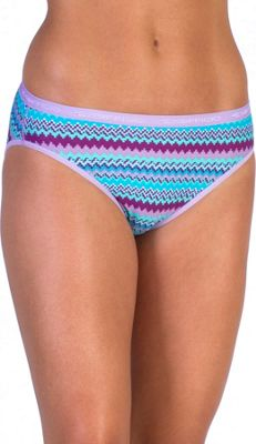 ExOfficio Give-N-Go Printed Bikini Brief 2XL - Deep Sea Stripe - ExOfficio Men's Apparel