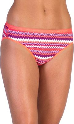 ExOfficio Give-N-Go Printed Bikini Brief M - Sriracha Stripe - ExOfficio Men's Apparel