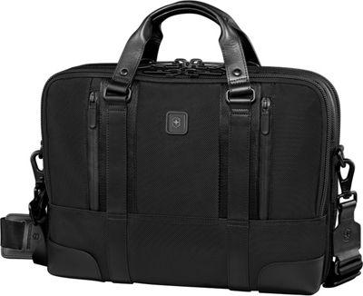Victorinox Lexicon Professional LaSalle 13 Black - Victorinox Non-Wheeled Business Cases