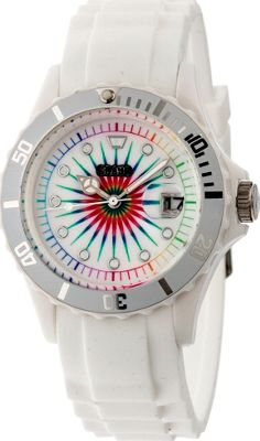 Crayo Shrine Unisex Watch White - Crayo Watches