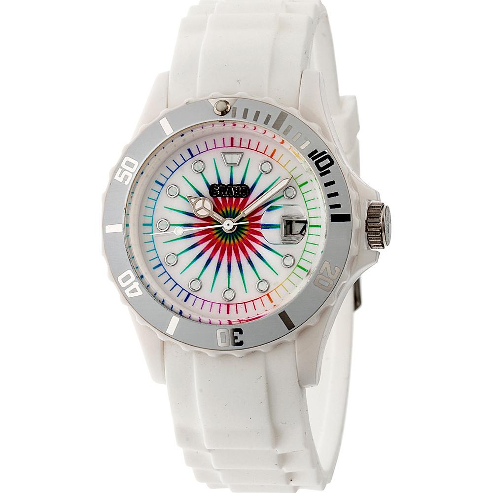 Crayo Shrine Unisex Watch White Crayo Watches