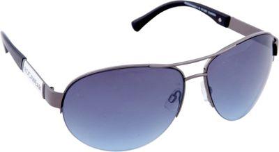 Rocawear Sunwear R1387 Sunglasses Gun White - Rocawear Sunwear Sunglasses