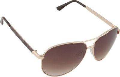 Rocawear Sunwear R1427 Men's Sunglasses Gold Brown - Roca...