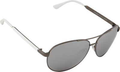 Rocawear Sunwear R1427 Men's Sunglasses Gun White - Rocaw...