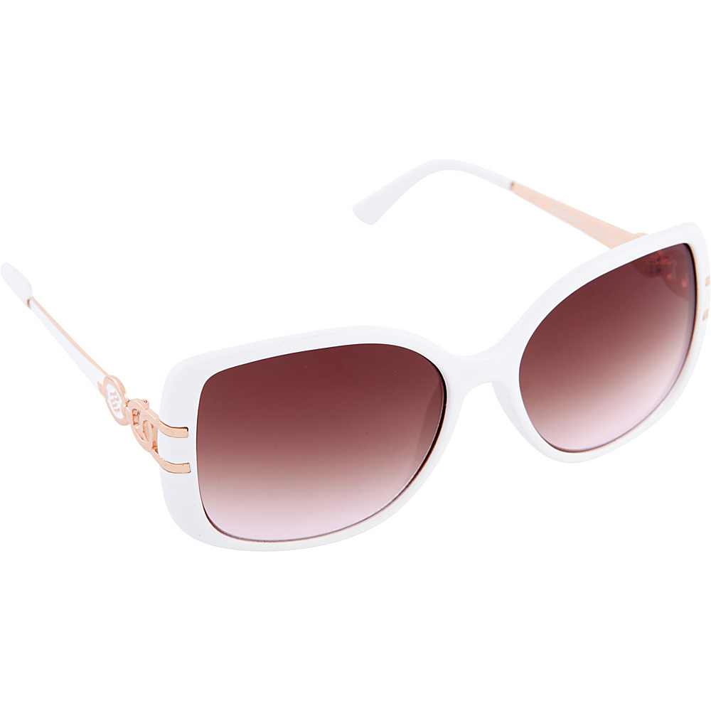 Rocawear Sunwear R3199 Women s Sunglasses White Rocawear Sunwear Sunglasses