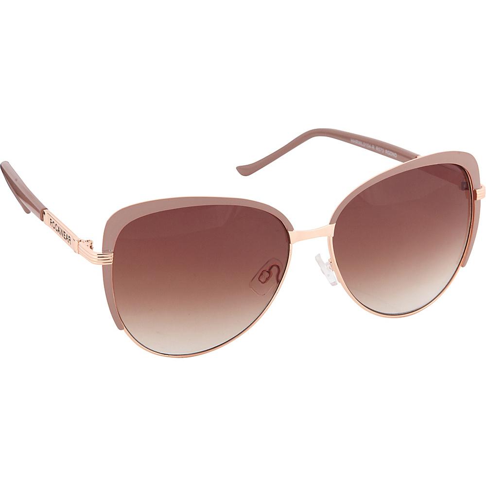 Rocawear Sunwear R573 Women s Sunglasses Rose Gold Nude Rocawear Sunwear Sunglasses