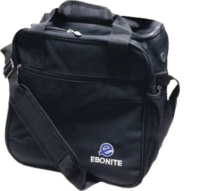 Ebonite Escort Single Tote Black - Ebonite Bowling Bags