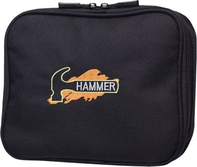 Hammer Accessory Pouch Black/Orange - Hammer Bowling Bags