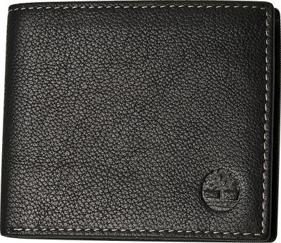 Timberland Wallets Blix Passcase Wallet Black - Timberland Wallets Men's Wallets