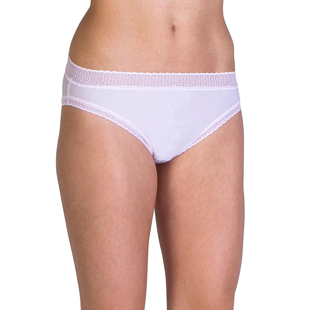ExOfficio Give-N-Go Lacy Bikini Brief S - Light Grape - ExOfficio Womens Apparel - Apparel & Footwear, Women's Apparel