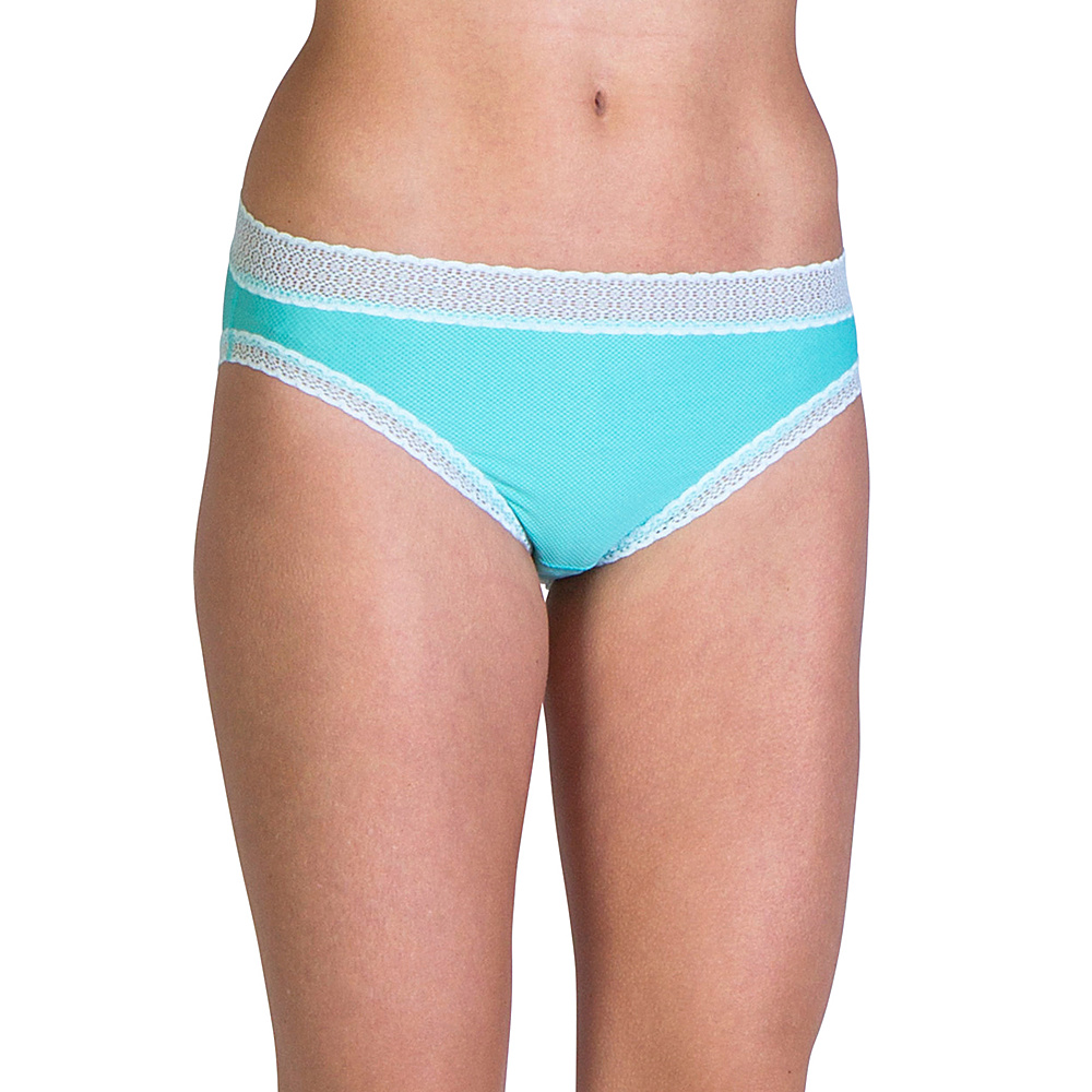 ExOfficio Give-N-Go Lacy Bikini Brief L - Isla - ExOfficio Mens Apparel - Apparel & Footwear, Men's Apparel
