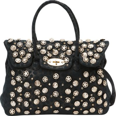 SW Global Robin Satchel Bag Olive - SW Global Manmade Handbags
