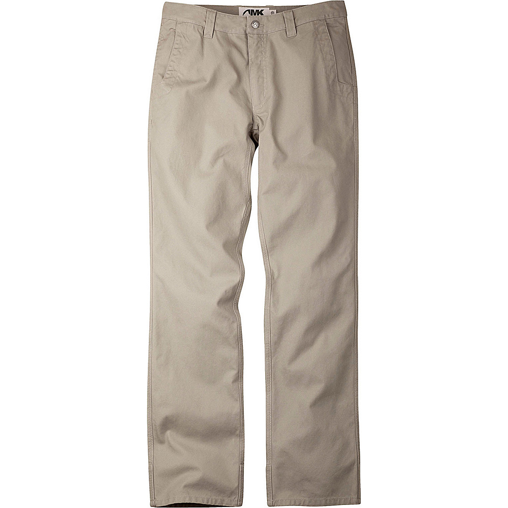 Mountain Khakis Slim Fit Original Mountain Pants 42 - 34in - Freestone - Mountain Khakis Mens Apparel - Apparel & Footwear, Men's Apparel