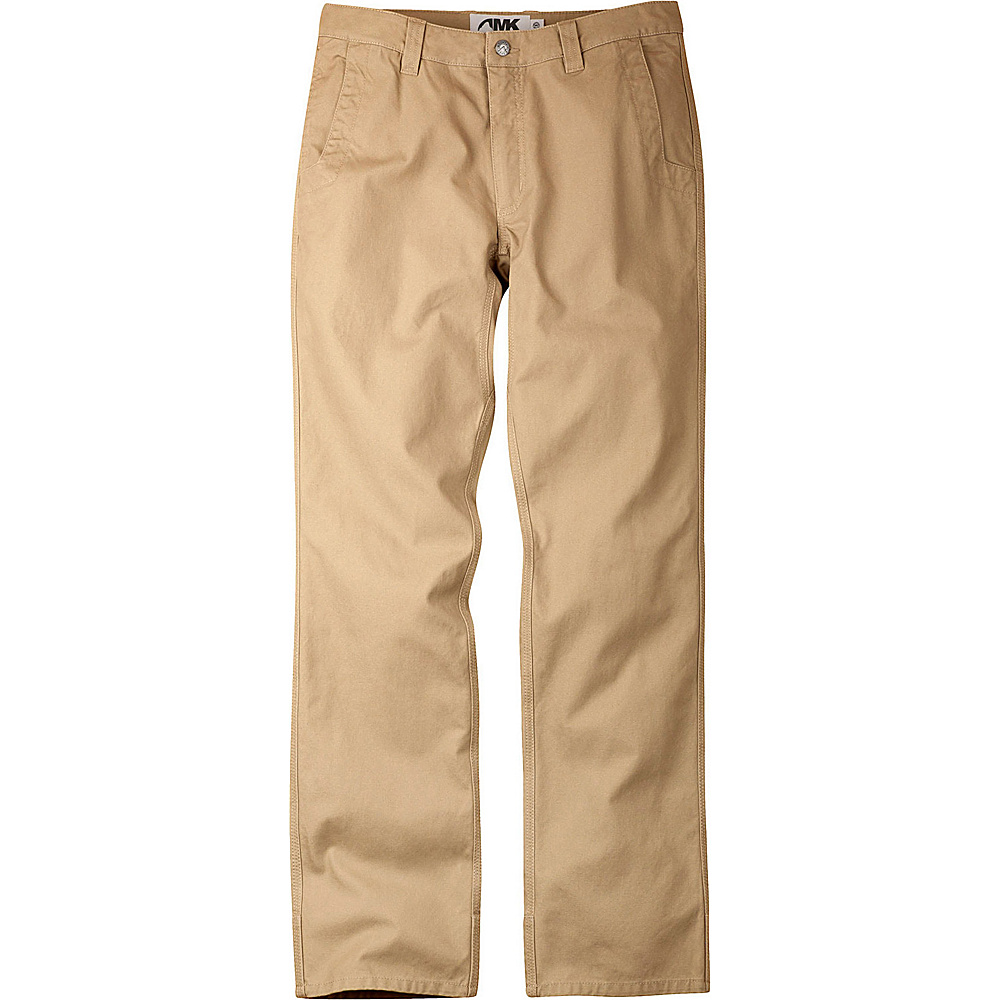 Mountain Khakis Slim Fit Original Mountain Pants 36 - 32in - Yellowstone - 30W 32L - Mountain Khakis Mens Apparel - Apparel & Footwear, Men's Apparel