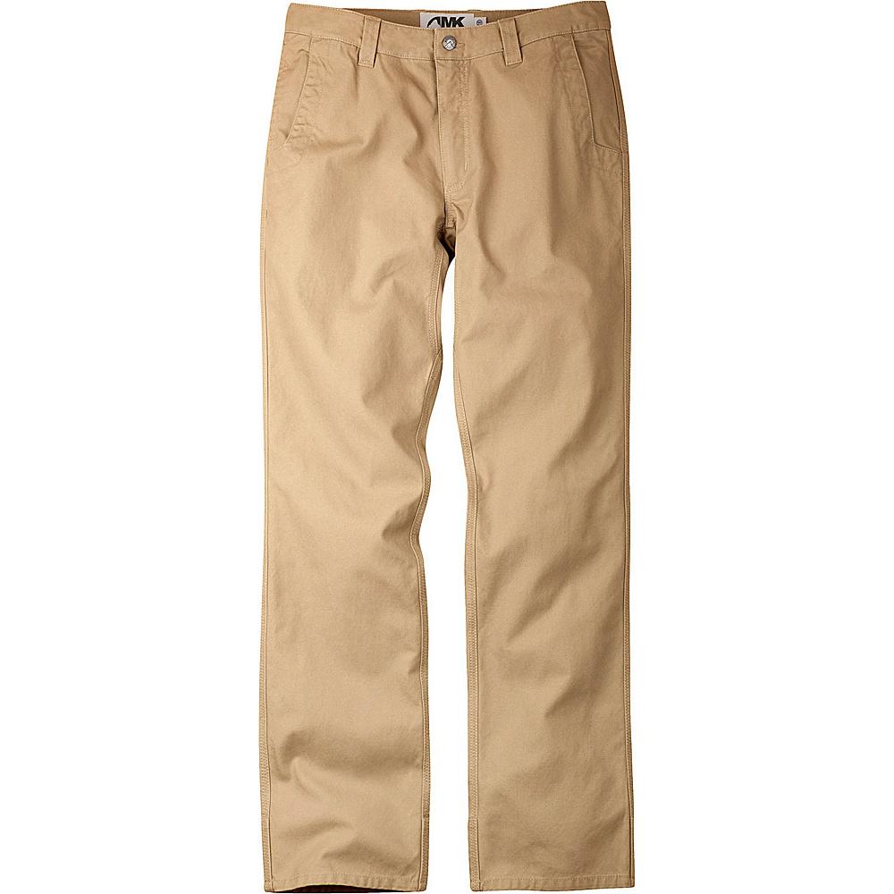 Mountain Khakis Slim Fit Original Mountain Pants 42 - 34in - Yellowstone - 30W 32L - Mountain Khakis Mens Apparel - Apparel & Footwear, Men's Apparel