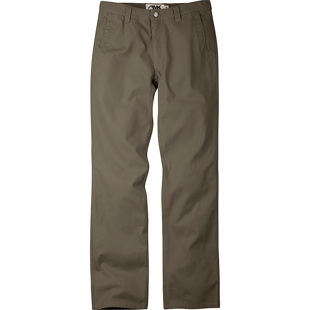 Mountain Khakis Slim Fit Original Mountain Pants 36 - 32in - Terra - 10W 18.5in - Mountain Khakis Mens Apparel - Apparel & Footwear, Men's Apparel
